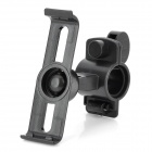 "Bicycle Motorcycle Mount Holder Set for 5"" Garmin Nuvi 1455 / 1495 / 1490 / 1480 GPS - Black"