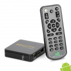 HD18M Android 4.0 Google TV Player w/ Wi-Fi / LAN / 1GB RAM / 4GB ROM - Black