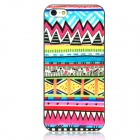 Colorful Protective Plastic Back Case for Iphone 5 - Multicolor
