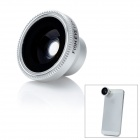 A8002 180 Degree 0.67X Wide Angle Fish Eye Lens for Cellphone