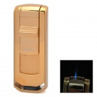 JOBON 937 Windproof Stainless Steel Butane Jet Torch Lighter - Golden