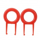 Keyboard Key Removal Tool - Red (2 PCS)