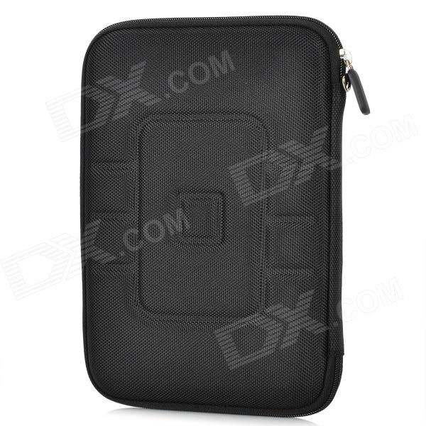 Protective EVA + Nylon Sleeve Case Bag Cover w/ Strap for Ipad MINI / 7