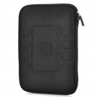 "Protection EVA + étui pochette en Nylon sac couverture w / sangle pour Ipad MINI / 7 ""tablette PC - noir"