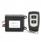 DIY Car Strobe Flash Light Controller w/ Remote Controller - Black