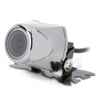 WiindStone CAM-105 Car Vehicle Rearview CMOS Camera - Silver Grey + Black (DC 12~24V)