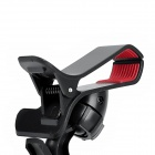 360 Degree Rotatable Car Holder for IPHONE 5 / 4 / 4S + More - Black