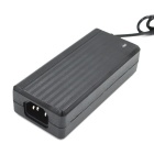 GMY-2448W-2F Universal AC Power Adapter for HP Laptops + More - Black (5.5 x 2.1 / 110V~240V)