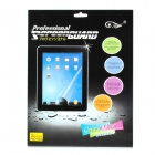 Protective Privacy Anti-Spy Screen Protector + Normal Screen Film for iPad 2 / The New iPad & iPad 4