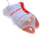 USB Mouse - World Cup Team Shirt (England)