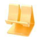 SAMDI Aluminum Alloy Desk Table Stand Holder Support for iPhone 5 - Golden