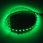 4.5W 180lm 560nm 45-SMD 1210 LED coche verde lámpara Flexible Strip (12V / 45 cm)