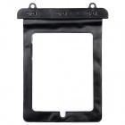 ABS280-210 Waterproof Bag Case w/ Strap for Ipad - Black