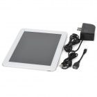 "C0915 9.7"" Capacitive Screen Android 4.1.1 Dual Core Tablet PC w/ TF / Wi-Fi / Camera - Silver"