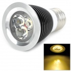 E27 3W 320lm 3500K Warm White 3-LED-Lampe (220V)