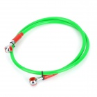 DIY Motorcycle Brake Fluid Hose Tube Pipe - Green (95cm)