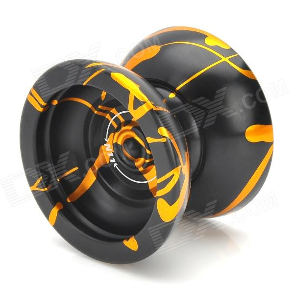 Magicyoyo N11 Aluminum Alloy YO-YO Toy - Black + Golden