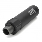 QD 14mm Long Silencer for M4 M16 Gun - Black