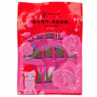 Rose Seed + Seaweed Moisturizing Pores-Shrinking Mask Powder - Red (12 PCS)