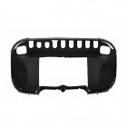 B1 Protective TPU Case w/ Shoulder Strap for Wii U - Black