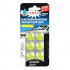 Carall Effective Car Windscreen Dirt Cleaner Compact Pill - Green (6 PCS)