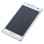 "4.0.3 WCDMA Bar LG P705 Optimus L7 Android Phone w / 4,3 ""Ecran capacitif, une connexion Wi-Fi et GPS - Blanc"