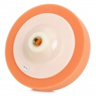 Car Sponge Polishing Ball - Orange