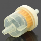Universal Motorcycle Modification Car Fuel Filter for GM - Yellow