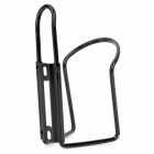 Aluminum Alloy Motorcycle / Electromobile / Bicycle Water Bottle Holder - Black