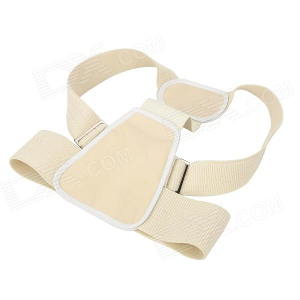 Back Posture Correction Belt for Children - Beige