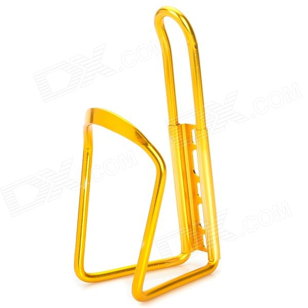 Aluminum Alloy Bike Bicycle Water Bottle Holder - Golden