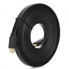 1080P HDMI Male to Male Connection Cable - Black (5M-Length)