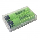 Panasonic Super Max 3400mAh Rechargeable 18650 Li-ion Battery (2PCS)