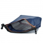 Multifunction Outdoor Picnic Warm / Fresh / Cold Food Keeping Storage Handbag - Deep Blue