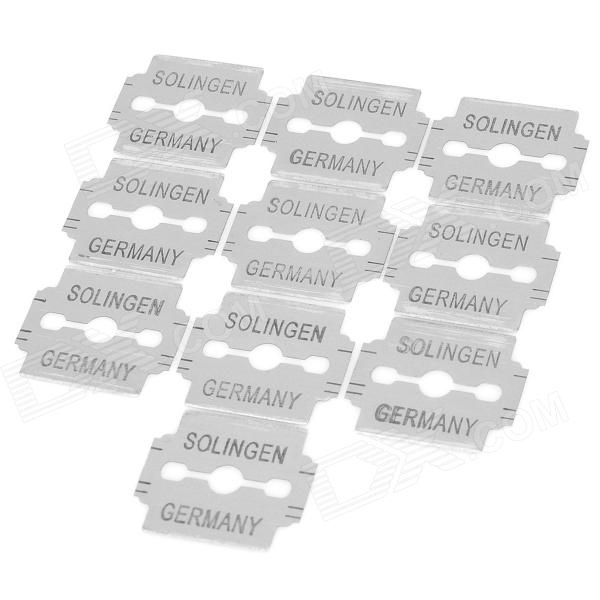 Replacement Steel Foot Rasp Callus Hardened Skin Removal Blade - Silver (10 PCS) от DX.com INT