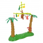 Cute Monkey Wire-walking Jungle Balance Toy