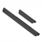 AD-0809 Car Door Guard Protectors Stickers - Black (8 PCS)
