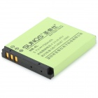 SUNQS NB-4L 3.7V 750mAh Li-ion Battery for CANON IXUS 30 + More - Black