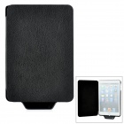 7000mAh External Li-ion Polymer Battery Backup Power Case w/ Stand Holder for iPad Mini - Black
