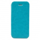 KALAIDENG Protective PU Leather Case for iPhone 5 - Green