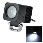Highlight 10W 900lm 6000K LED White Light Car Roof Lamp / Inspection Lamp Spotlight (DC 10~30V)