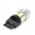 3156 8W 7500K 450lm 12-SMD 5050 LED del coche blanco Foglight / freno / lámpara de copia de seguridad w / CREE XP-E (12V)