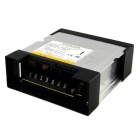 JK-12V-120W 10A Rain-proof Switching Power Supply - Black + Silver (AC 100~240V)