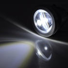 10W 800lm 6000~7000K LED White Light Car / Motorcycle Headlight Daytime Running Light - (DC 12V)