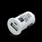 AC / Car Charger + USB to 8-Pin Lightning + 30-Pin + Micro USB Cable for iPhone / Samsung - White