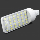 SENCART G24 6W 420lm 6500K Weiß 30-SMD 5050 LED Light Bulb - White (85 ~ 265V)