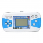 "Tongxinle TL-612 1.8"" LCD Replacement Card Game Console - Blue + White (2 x AAA)"