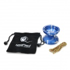 MAGICYOYO N12 Aluminum Alloy To-To Toy - Blue + Silver