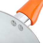 Smoke-free Ceramic Frying Pan - Orange