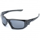 CARSHIRO QX-049 Outdoor-Riding Man Resin Polarized PC Rahmen UV-Schutz Sonnenbrillen Goggles